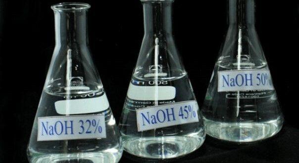 هیدروکسید سدیم